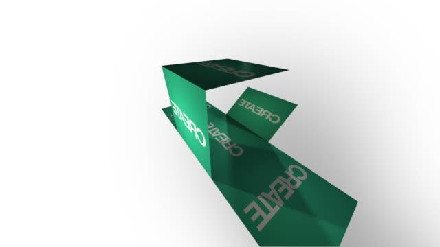 Create Design Cube Concept