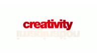 Creatività concetti di animazione