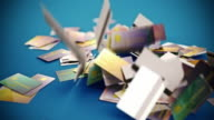 Credit cards falling CG