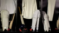 Cricket locker / changing room -CRANE HD (Sport uniform)