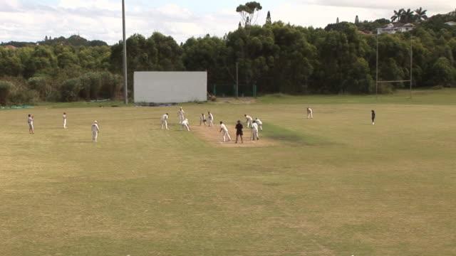 Cricket Match wicket - HD & PAL