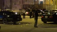KTVI Crime Scene After A Homicide3 in East St Louis on September 2 2013