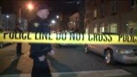 Crime Scene in Jersey City NJ