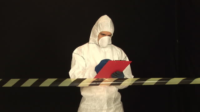 Crime Scene / Quarantine 2- HD & PAL