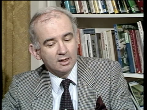 Wright MI5 Court Case Controversy William Armstrong interview SOF can't explain how the book fell into the hands of head of MI6 if it did
