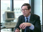 Canary Wharf Bomb plot foiled CMS Max Hastings intvwd SOF IRA a trivial threat