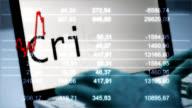 crisis stock chart