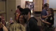 Criss Angel at the 51st Academy of Country Music Awards radio row at MGM Grand Las Vegas Hotel and Casino at Celebrity Sightings in Las Vegas on...