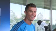 Cristiano Ronaldo plays down fears over his fitness ahead of Real Madrids Champions League final against Atletico Madrid on Saturday after the three...