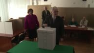 Croatians elected European MPs for the first time Sunday but with full EU membership three months away low turnout suggested that euro enthusiasm was...