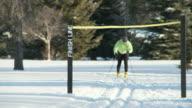 Cross country skiing 7