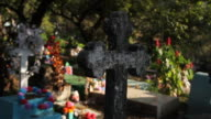 MS R/F Cross in cemetary / San Ysidro, Cabaí±as, El Salvador