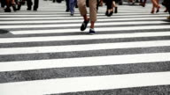Crossing Street / Tokyo, Japan