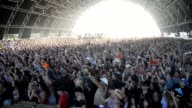 ATMOSPHERE Crowd at 2014 Stagecoach California's Country Music Festival on April 25 2014 in Indio California