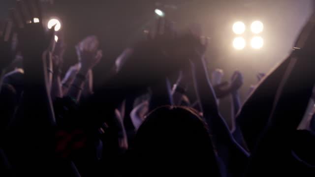 Crowd on concert