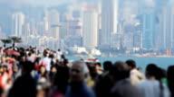 Menschenmenge Tourist