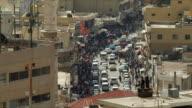WS HA Crowded street in Amman / Jordan