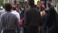MS Crowded street, Isfahan, Iran