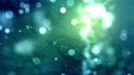 Faltig Weißbuch Hintergrund Loop-Aqua Glow (Full HD