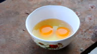 Crushed Egg.