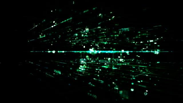 Cryptocurrency netwerk Concept