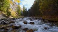 Crystal Creek Cascades #1, Grand Teton NP, Wyoming