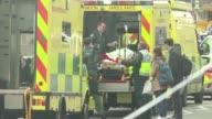 Cuatro personas entre ellas el presunto agresor murieron el miercoles y 20 resultaron heridas en un atentado en Londres frente al parlamento de...