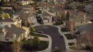 HA Cul-de-sac in an upscale residential neighborhood / Canada