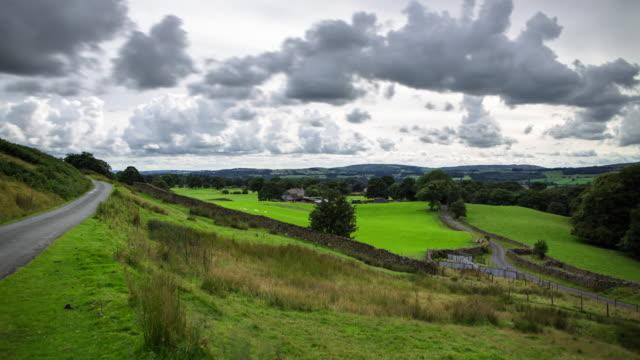 Cumbrian Farmland - Time Lapse
