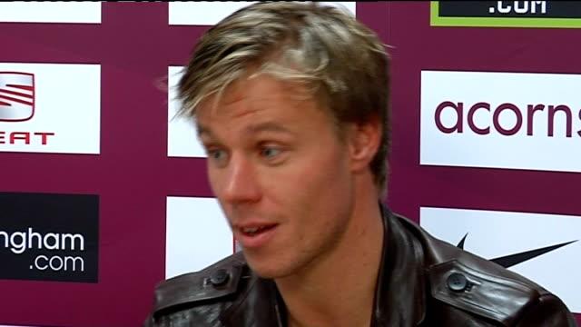 Aston Villa press conference Martin Laursen press conference continued
