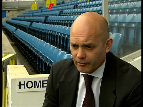 FA Cup Quarter Finals preview ITN Ray Wilkins interview SOT Dennis Wise's problem is that he's working with friends and it's difficult to drop them...