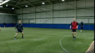 Third Round Barrow AFC prepare for their match against Middlesbrough More of Barrow AFC players training