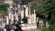 Curetes Street, Ephesus, Turkey