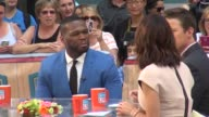 Curtis '50 Cent' Jackson at 'Access Hollywood' on June 10 2015 in New York City