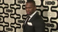 Curtis '50 Cent' Jackson at HBO's 70th Annual Golden Globes After Party in Los Angeles CA on 1/13/13