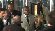 Curtis '50 Cent' Jackson at the 'The Wrestler' Premiere at Los Angeles CA
