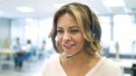 Arbeiten bei einem Call-Center Mitarbeiter unseres Kundenservice