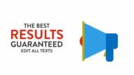 Customizing Promo  - Results Guaranteed