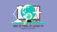 Customizing Promo  - See It. Feel It.