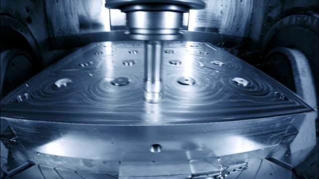 CU TS CNC una macchina di taglio A stampo