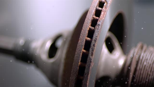 CU TD SLO MO  Cutting brake rotors / Bergenfield, , New Jersey, USA