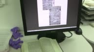 Cutting edge technology has for the first time allowed scholars to read the most ancient Hebrew scroll found since the Dead Sea Scrolls Israeli and...