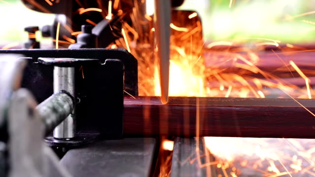 Cutting iron.