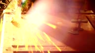 cutting safe with an angle grinder