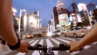 Ciclismo di Ginza, Tokyo
