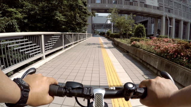 Ciclismo di Shinjuku, Tokyo