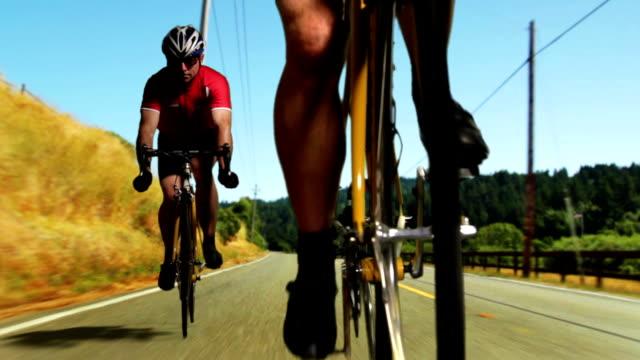 Cyclist Pursuit
