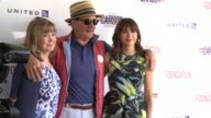 Cyd Wilson Andy Garcia and Rashida Jones at the SAGAFTRA FoundationActors Inspiration Award To Rashida Jones8th Annual Los Angeles Golf Classic at...