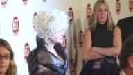 Cyndi Lauper at the Entertainment Tonight Emmy Party at Vibiana at Hollywood CA