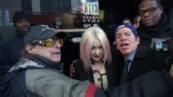 Cyndi Lauper at 'The Wendy Williams Show' studio Cyndi Lauper at 'The Wendy Williams Show' studio on January 08 2013 in New York New York